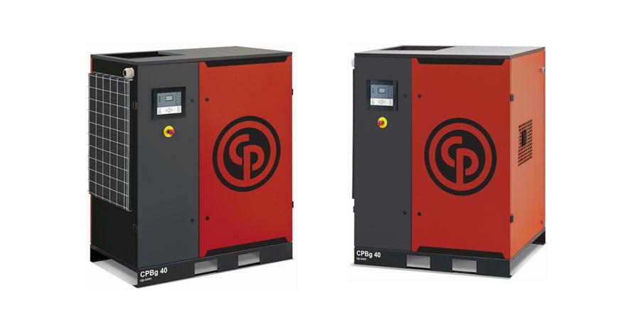 Винтовые маслозаполненные компрессоры CPBG