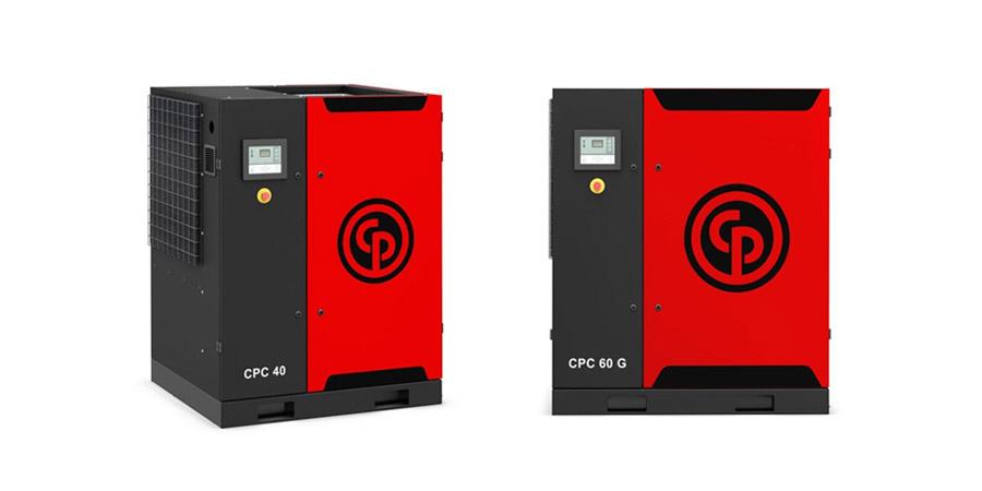 Винтовые компрессоры CPC