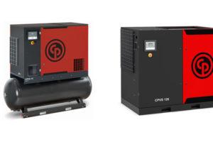 Винтовые маслозаполненные компрессоры CPVS