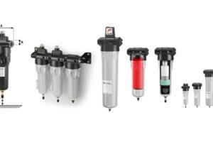 Магистральные воздушные фильтры FILTER