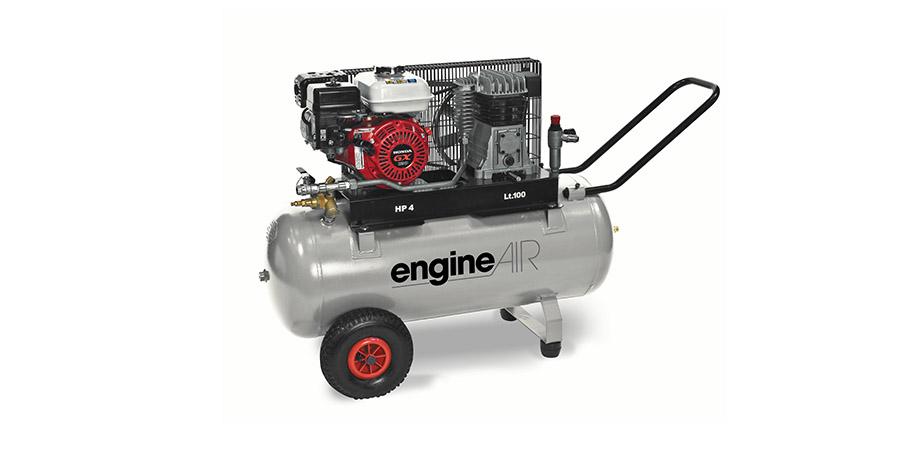 Поршневые мобильные компрессоры EngineAIR