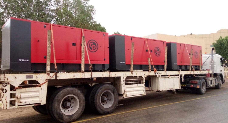 Поставка и монтаж компрессоровChicago Pneumatic в России
