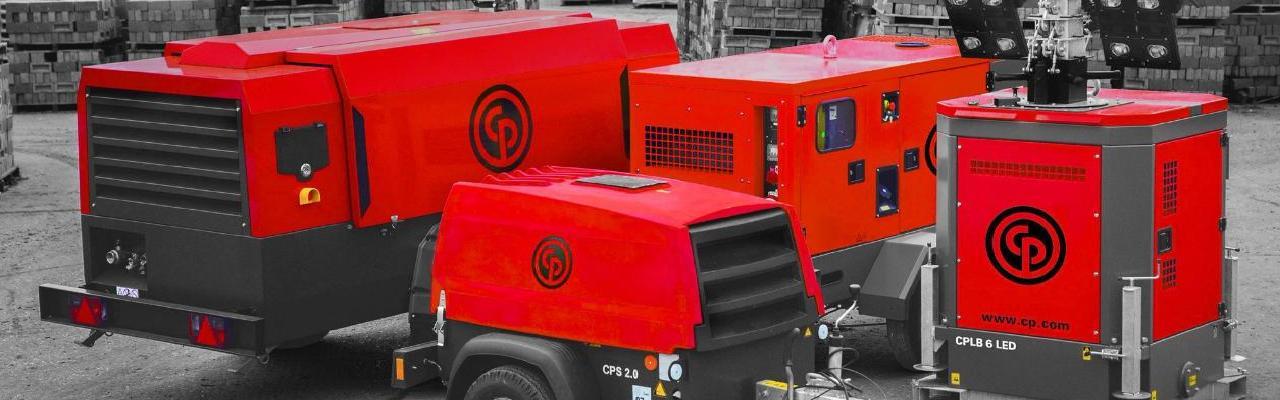 Компрессорное и строительное оборудование Чикаго Пневматик