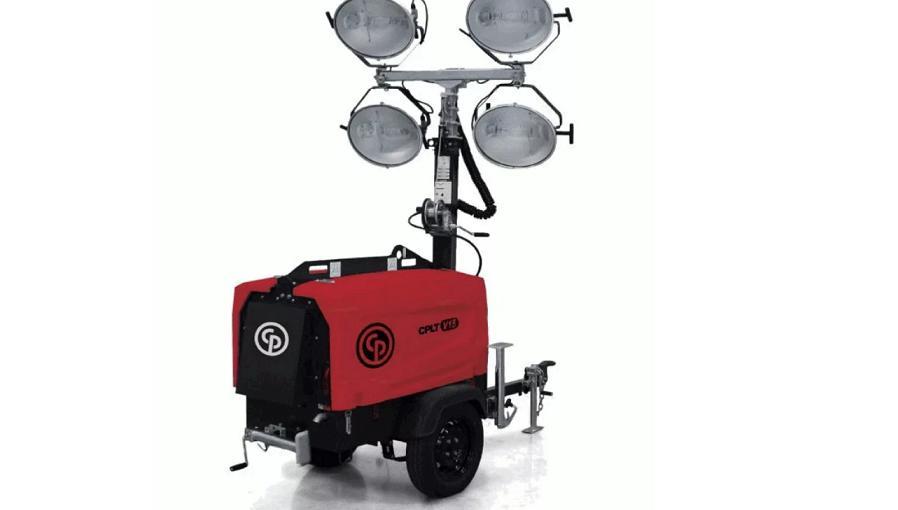 Дизельные осветительные установки CPLT V15