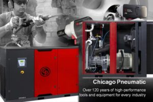 Таблицы параметров Chicago Pneumatic