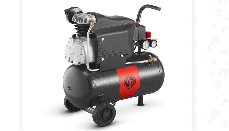 Поршневые компрессоры Chicago Pneumatic серии SPRA