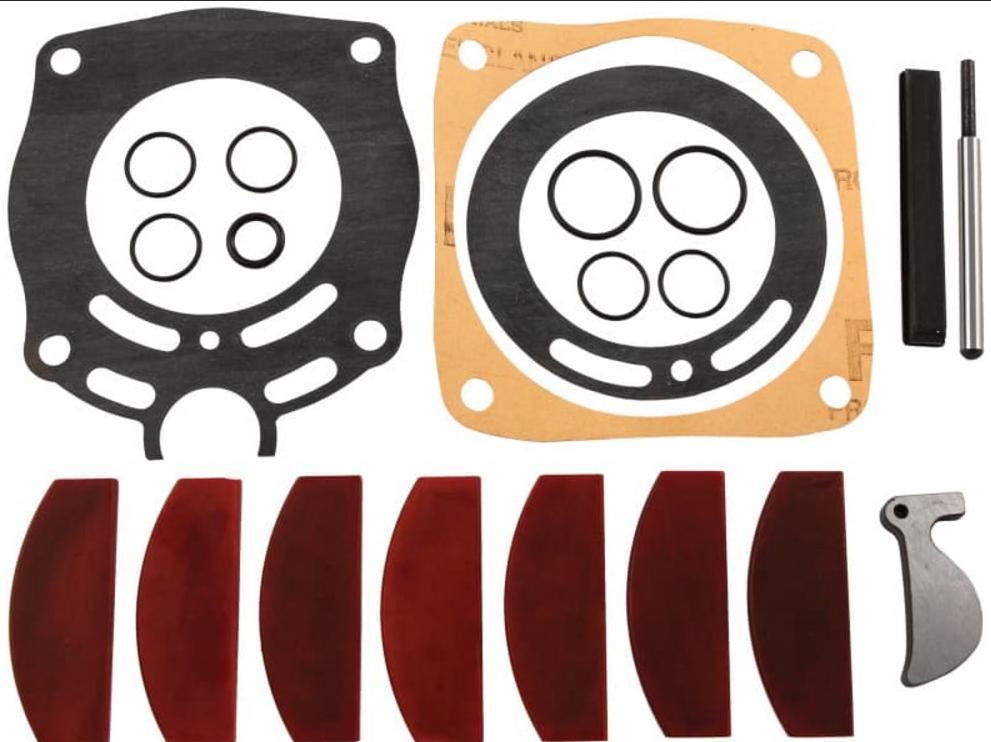 Ремкомплекты для пневматического инструмента CP