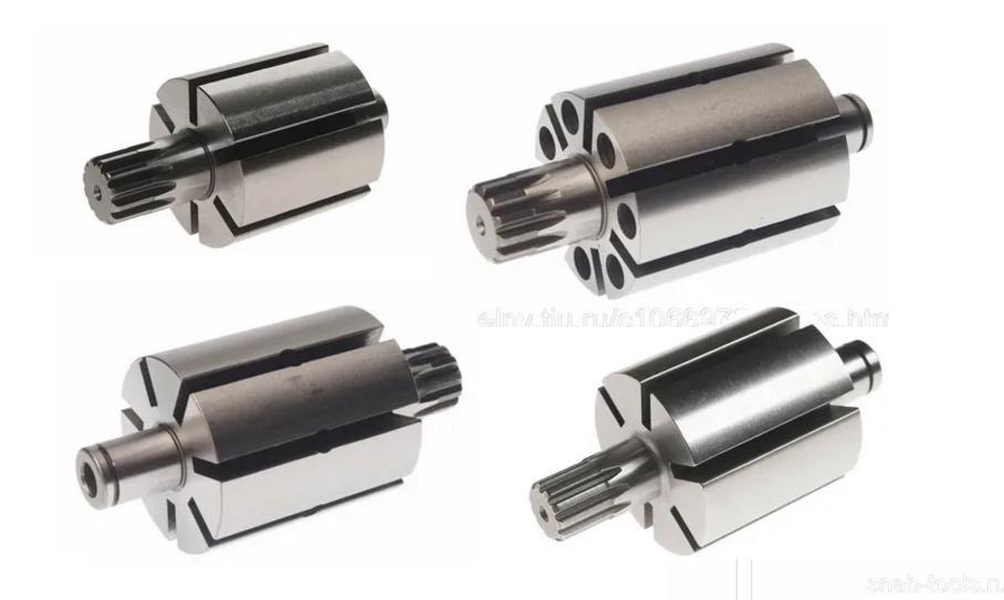Роторы для пневматического инструмента CP