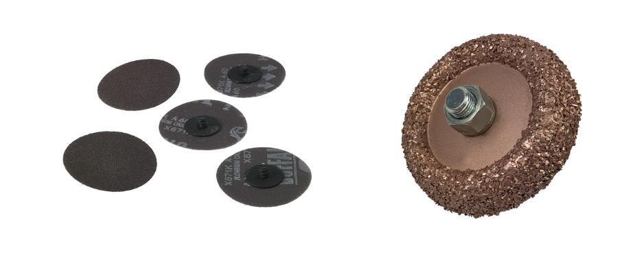 Шлифовальные диски и круги Chicago Pneumatic