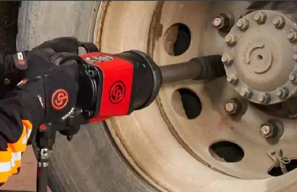 Пневмогайковерты для шиномонтажа грузовых автомобилей