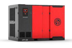 Обзор винтовых компрессоров Chicago Pneumatic CPF
