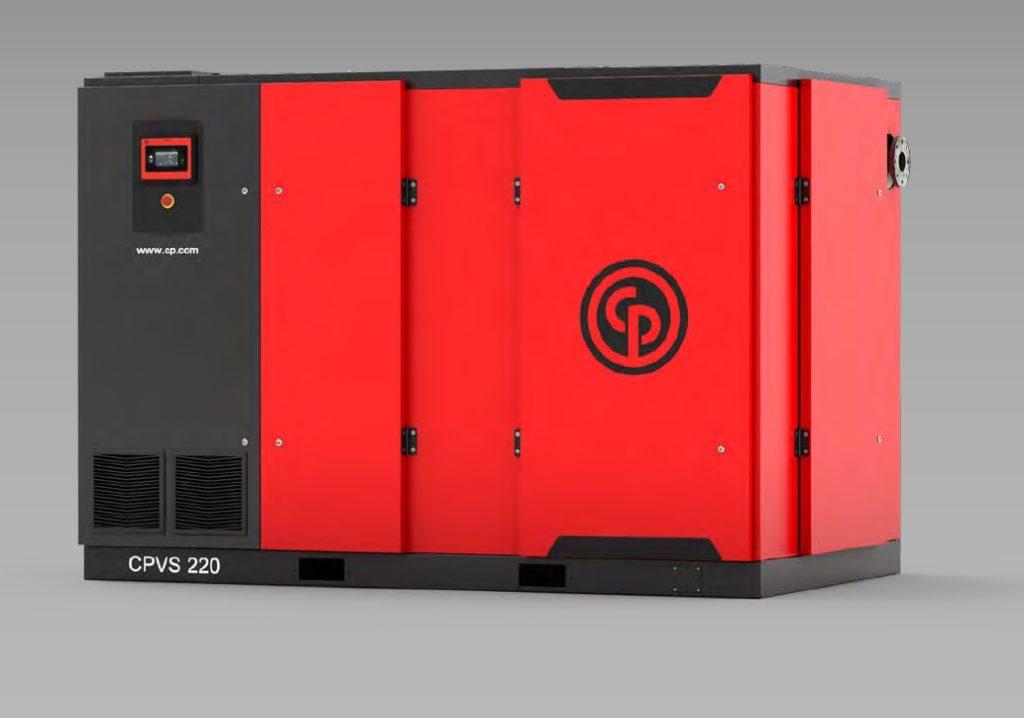 Винтовые маслозаполненные компрессоры серии CPVS