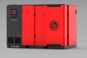 Обзор винтовых компрессоров Chicago Pneumatic CPVS
