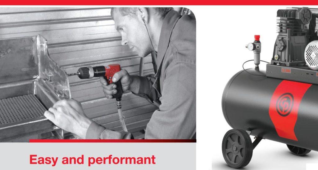 Применение поршневых компрессоров CP в промышленности и сервисе