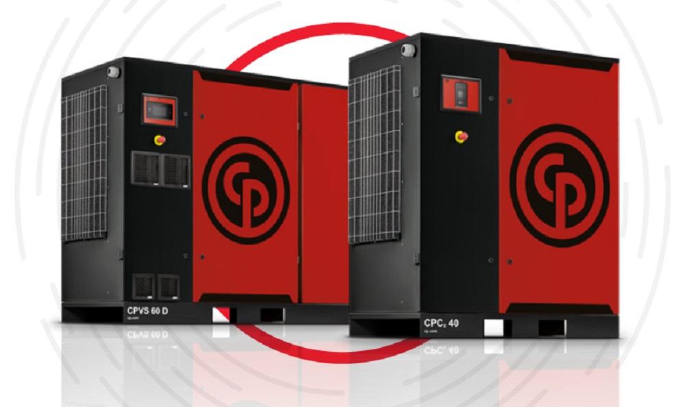 Новые компрессоры Chicago Pneumatic CPCG-CPVS 40-60