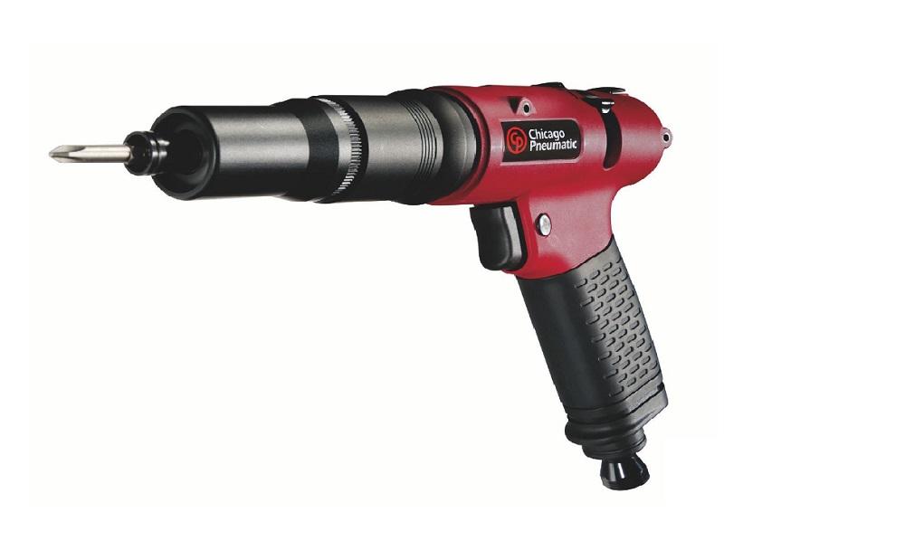 Пневматические шуруповерты Chicago Pneumatic пистолетного типа